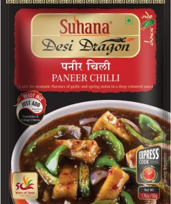 Suhana Paneer Chilli Ready Mix 50g