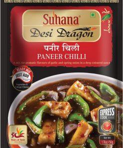 Suhana Paneer Chilli Ready Mix 50g