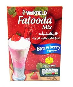 WEIKFIELD STRAWBERRY FALOODA MIX 200 GM