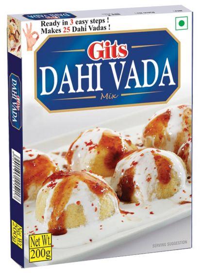 GITS-DAHI VADA MIX-200GM