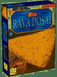 GITS-RAVA DOSAI MIX-200 GM