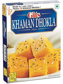GITS-KHAMAN DHOKLA MIX-500 GM