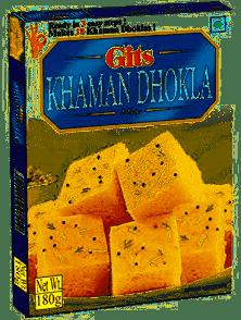 GITS-KHAMAN DHOKLA MIX-500 GM