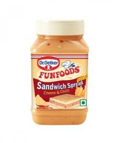 FUNFOOD Cheese & Chilly Spread
