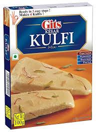 GITS-KESAR KULFI MIX-100 GM