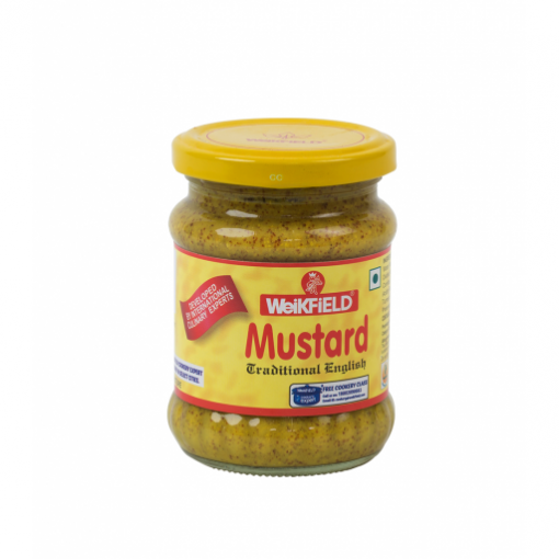 WEIKFIELD-MUSTARD Paste-225 GM