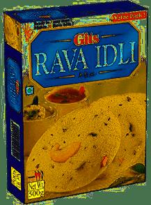 GITS-RAVA IDLI MIX-500 GM