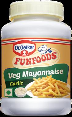 FUNFOOD Garlic Veg Mayo 275gm