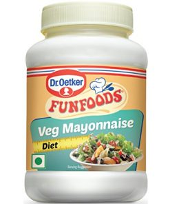 FUNFOOD Diet Veg Mayo 275gm